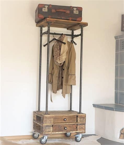 garderobe günstig selber bauen k 252 che gelbe wand