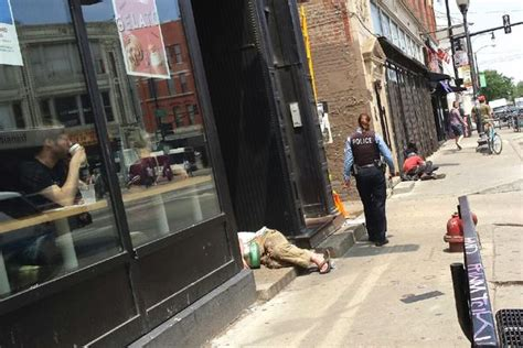 wicker park gutter punk population surges   grateful dead shows wicker park chicago