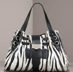 Jimmy Choo Ramona Zebra Bag by Luxury Photos And Articles Stylelist