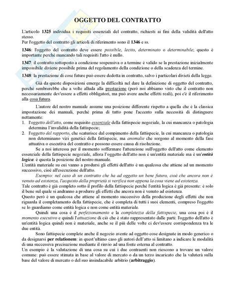 diritto privato dispense diritto civile perlingieri contratto riassunto esame