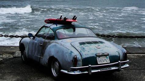vintage surf car vintage car surf board vintage surf