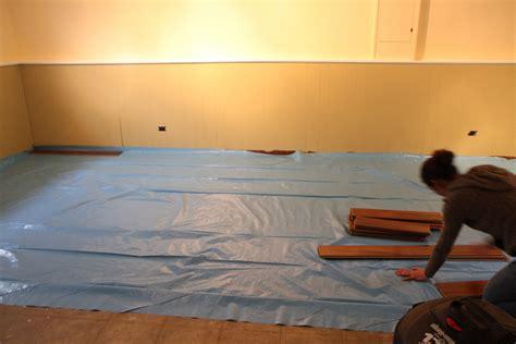 flooring   basementthe floors