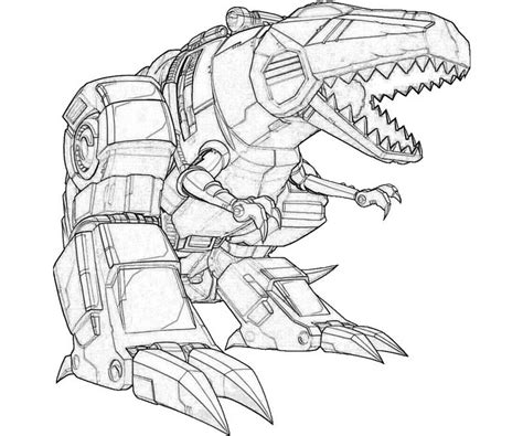 dinosaur transformers coloring page transformers fall of cybertron grimlock cartoon mario