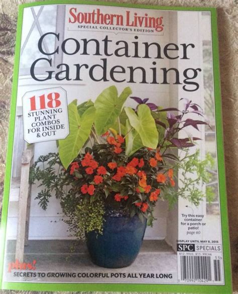 Container Gardening Magazine by Container Gardening Magazine Images