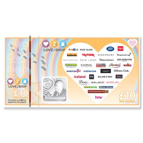 Love To Shop Gift Cards Uk - park christmas savings 2016 catalogue 163 10 love2shop voucher