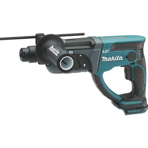 Bor Hammer Makita ryobi 18 volt one lithium ion cordless hammer drill kit