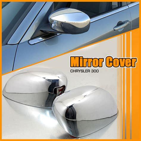 Daihatsu Sigra Mirror Cover Chrome Jsl 05 10 chrysler 300 300c abs chrome mirror covers ebay