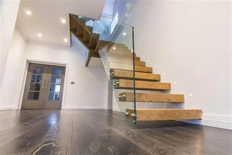 floating staircase cost prima stairs design modern indoor floating stair cost