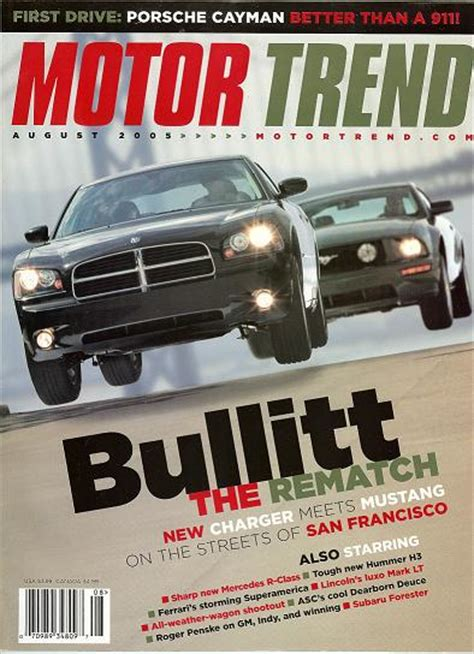 motor trend cover motor trend magazine for 2 99 year southern savers