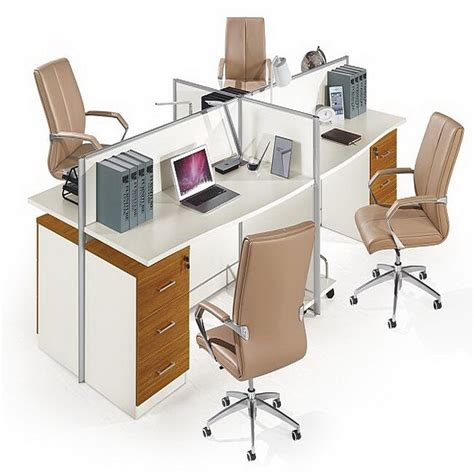 4 person workstation desk china office furniture staff desk for 4 person panel