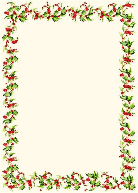 printable christmas card borders religious christmas card borders