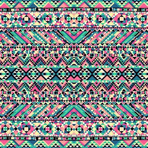 cute girly patterns quot pink turquoise girly aztec andes tribal pattern quot by