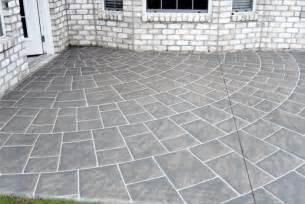 painting concrete patio slab how to paint concrete patio