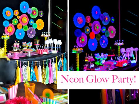 birthday party lights decoration neon party decorations party favors ideas