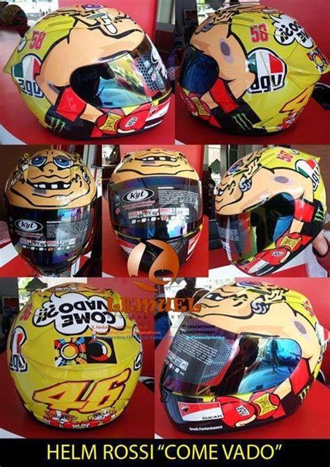 Sticker Helm Semarang by Cetak Large Format Full Colour Roland Berkualitas Dengan