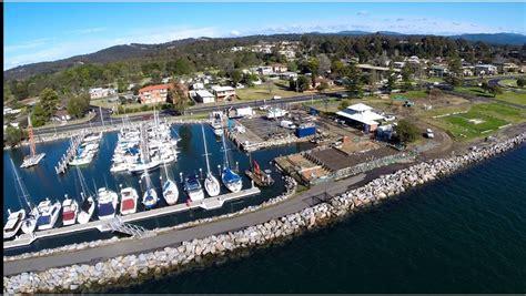 boat storage batemans bay batemans bay marina redevelopment sails ahead bay post