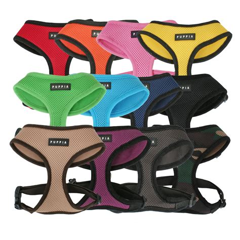 soft harness puppia soft harness care 4 dogs on the go