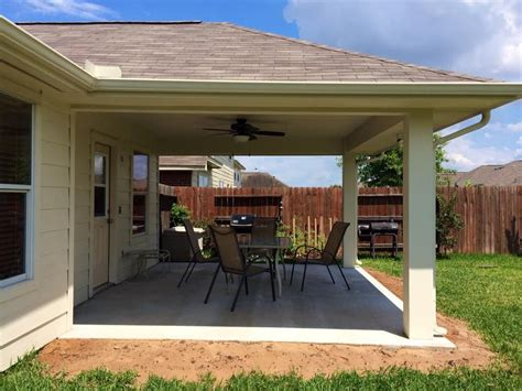 build hip roof patio cover icamblog hip roof porch