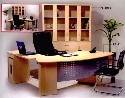 Meja Kantor Geniotech aditech meja direktur type fd 01 kemenangan jaya furniture