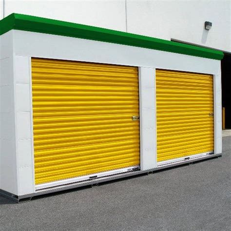 Janus Overhead Doors Janus Self Storage Doors Barton Overhead Door Inc