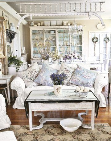 Casual Cottage Chic by Shabby Chic Decorating Ideas For A Casual Simply Home