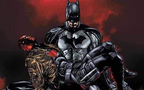 batman red hood  faith angel battles comic vine