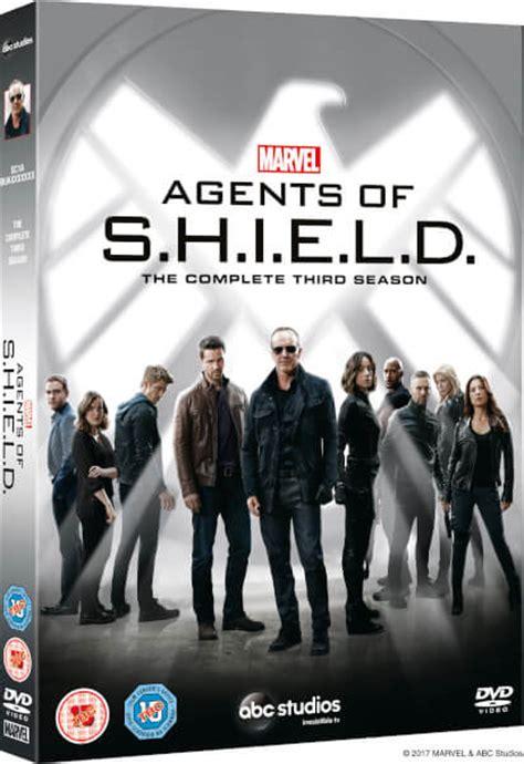titus welliver marvel agents of shield marvel s agent of s h i e l d season 3 dvd zavvi