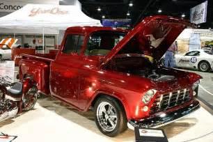 custom chevrolet trucks remarkablecars