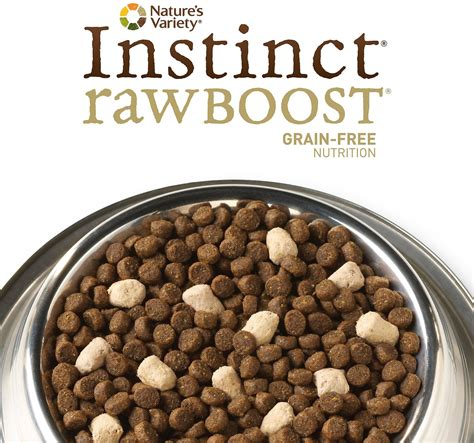 nature s variety instinct food nature s variety instinct boost mixers formula freeze dried food topper