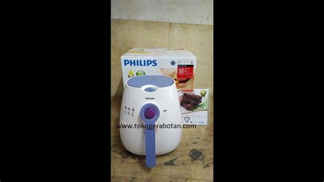 Minyak Goreng Hd air fryer philips hd 9220 alat goreng dan memasak tanpa