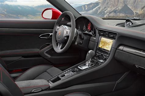 porsche 911 carrera gts interior 2016 porsche 911 targa gts interior photo 6