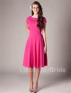 Amber modest mormon lds bridesmaid dress modest bridesmaid dresses