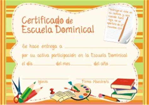certificados maestros escuela biblica mejor conjunto de certificados de escuela dominical x 10 u www