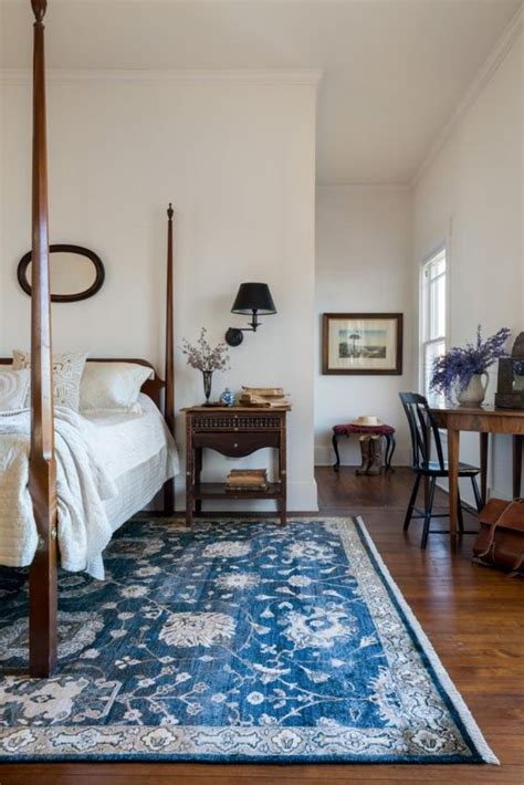blue rugs for bedroom inspired by blue patterned statement rugs the inspired room