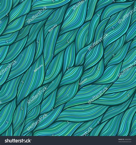 wave pattern en francais seamless abstract hand drawn waves pattern wavy