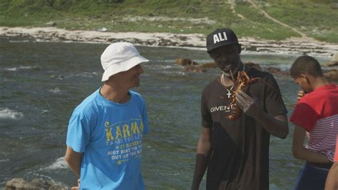 michael k williams vice michael k williams goes fishing with south african