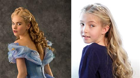 Cinderella Hairstyle by Pretty Hair Is Disney Cinderella Hairstyle
