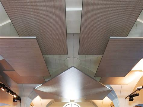 Acoustic Ceiling Board Mdf Acoustic Ceiling Clouds Isle By Fantoni