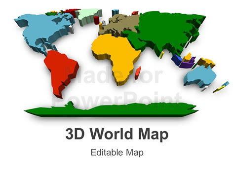 world map template powerpoint worldwide offices powerpoint