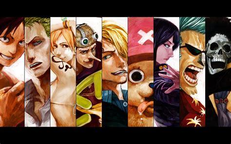 7 Anime One one la saga des mangas en images fonds d 233 cran