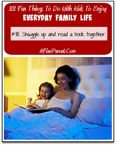 5 Interesting Things To Read by 101 Things To Do With To Enjoy Everyday Family