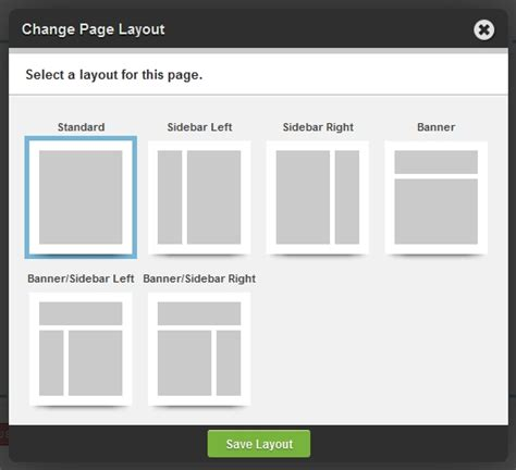photo layout pages change page layout support community