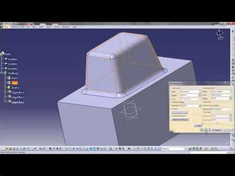catia v5 video tutorial 2 sketch pad pocket pattern 1000 images about how to use catia v5 on pinterest