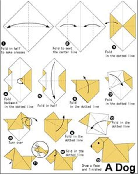 Simple Origami For Kindergarten - origami tulipan origami origami