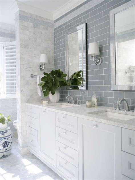subway tile ideas 25 best ideas about design bathroom on pinterest grey