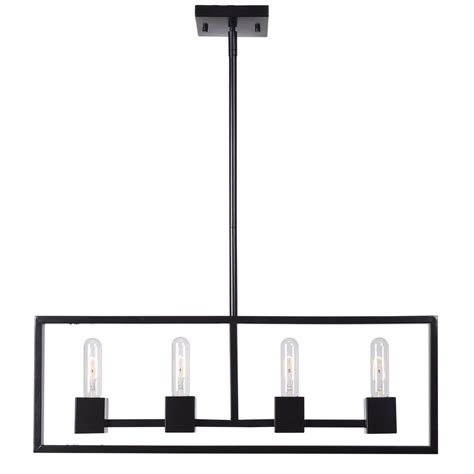 kenroy home sunnyside 4 light rubbed bronze pendant