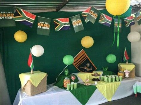 rugby themed events 32 best rugby football party ideas images on pinterest