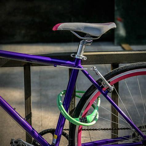 Gembok Kode gembok sepeda unik mengamankan sepeda anda ketika sedang