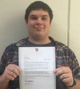 Hillman College Acceptance Letter Member Spotlight Charles Hillman Boys And Clubs Of Santa County