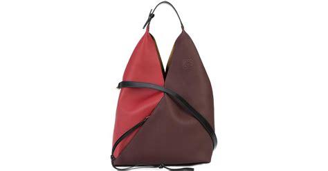 Gucci Broche Gg Sling Bag Ac865 lyst loewe sling shoulder bag in